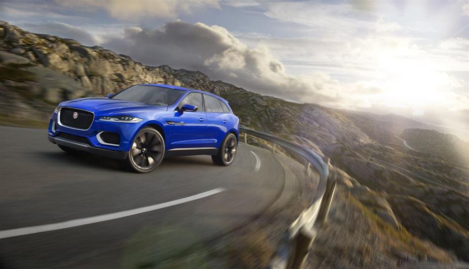 2013 Jaguar C-X17 Concept (18)