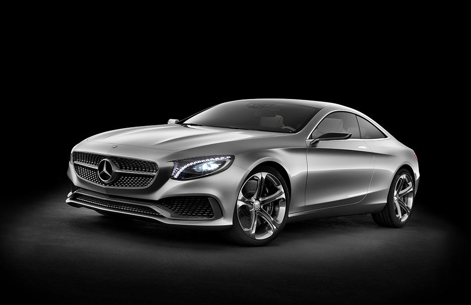 2013 Mercedes-Benz Concept S-Class Coupé