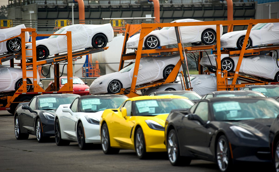 2014 Chevrolet Corvette Stingray ships from Bowling Green (1)