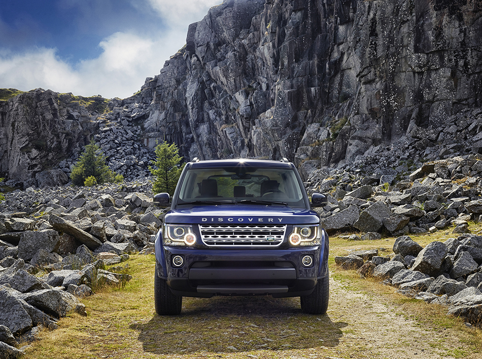 2014 Land Rover Discovery 4 (2)