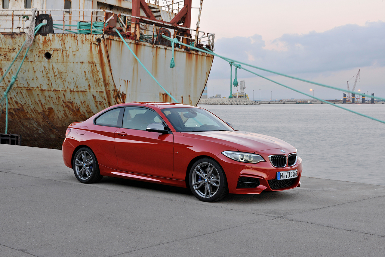 2013 BMW 2-Series Coupe (17)