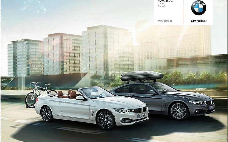 2014 BMW 4-Series Convertible Leak