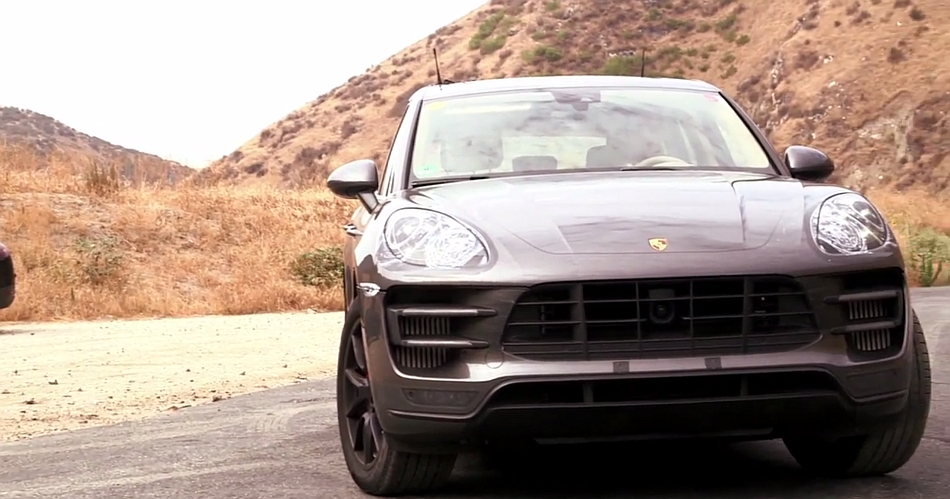 2014 Porsche Macan Teaser Video