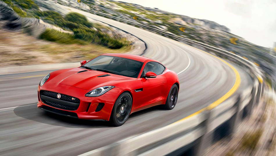 Jaguar F-Type Coupe Photo Leak (3)