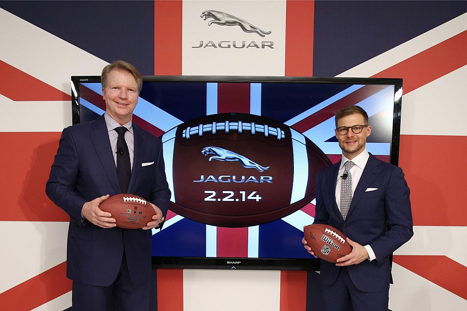 Jaguar Marketing for Super Bowl XLVIII