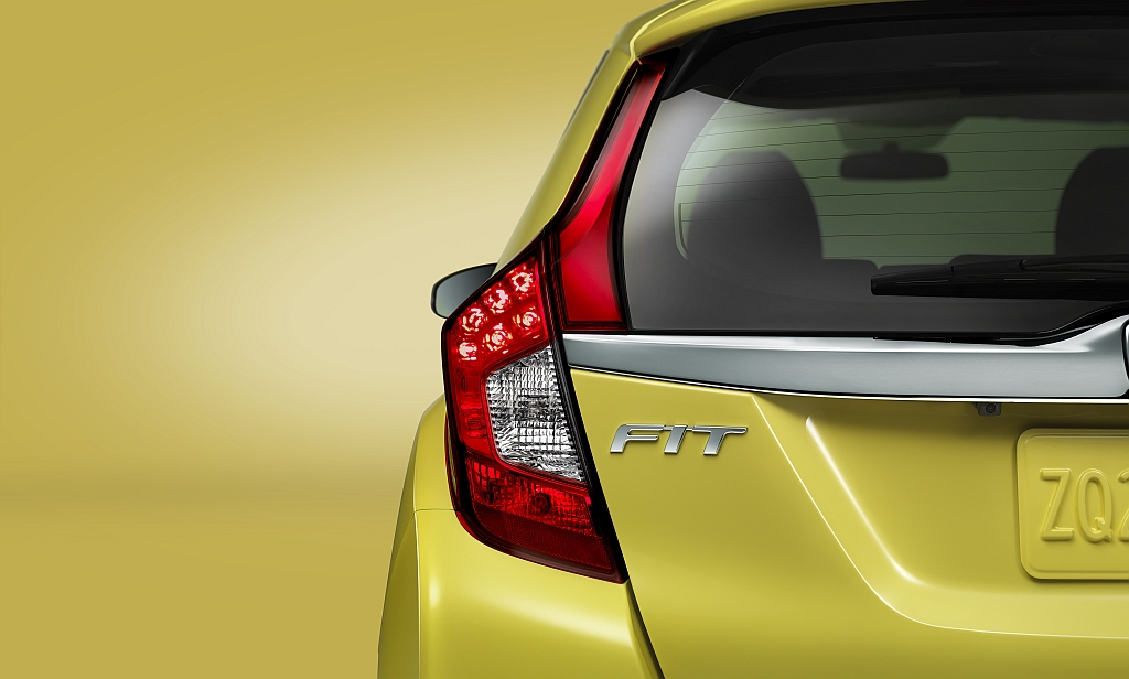 2015 Honda Fit Teaser