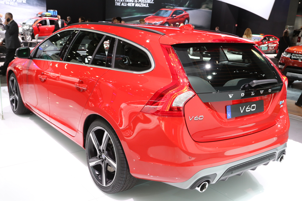 2015 Volvo V60 T6 Polestar