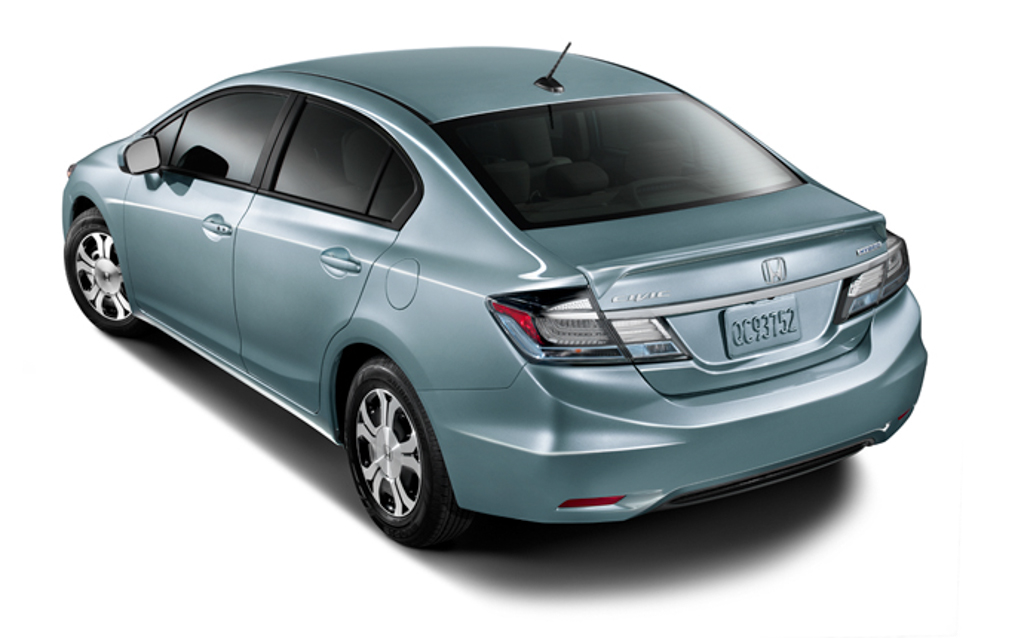 2014 Honda Civic Hybrid.