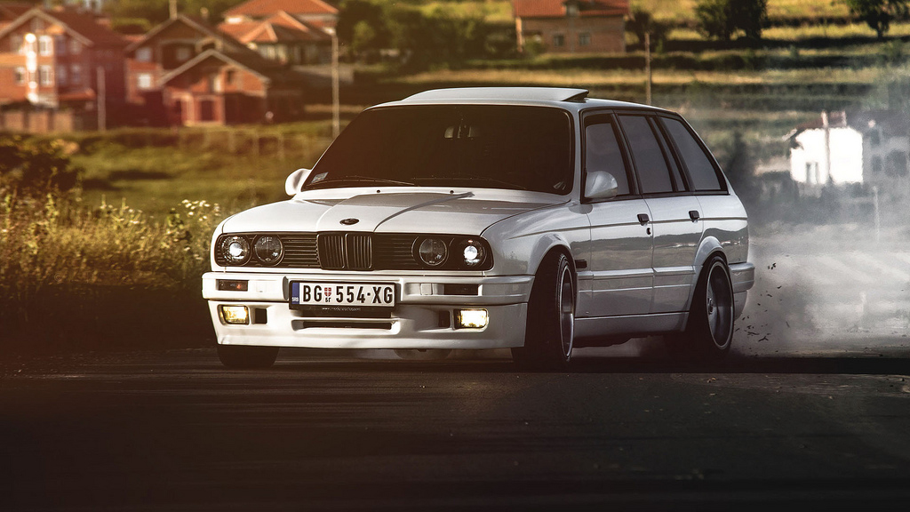 1991 BMW 325i Wagon