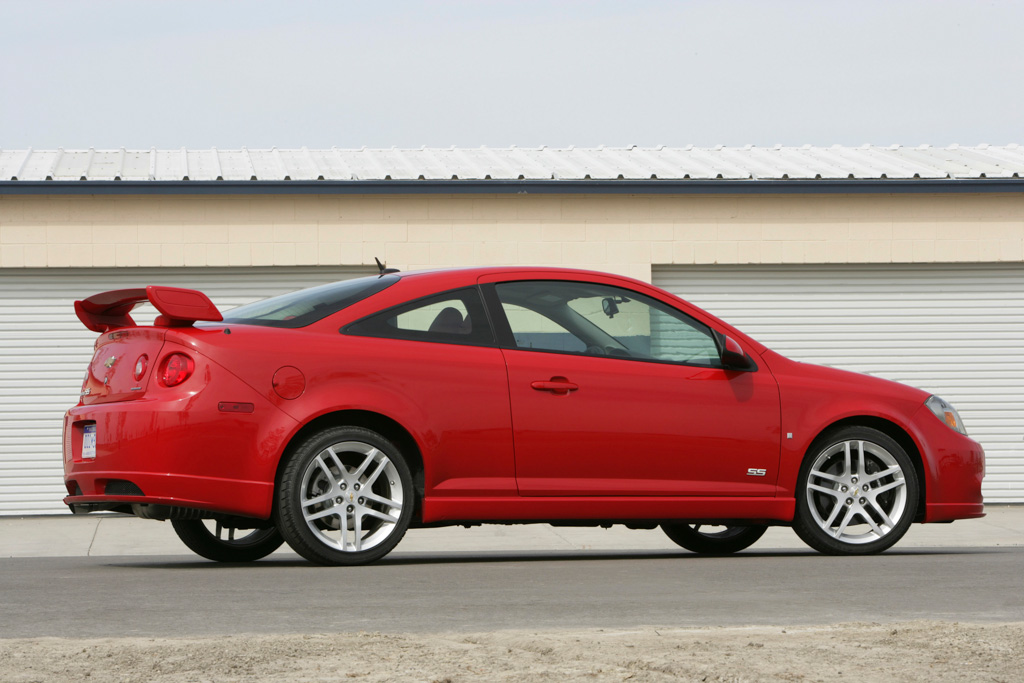 2010 Chevrolet Cobalt SS Coupe.