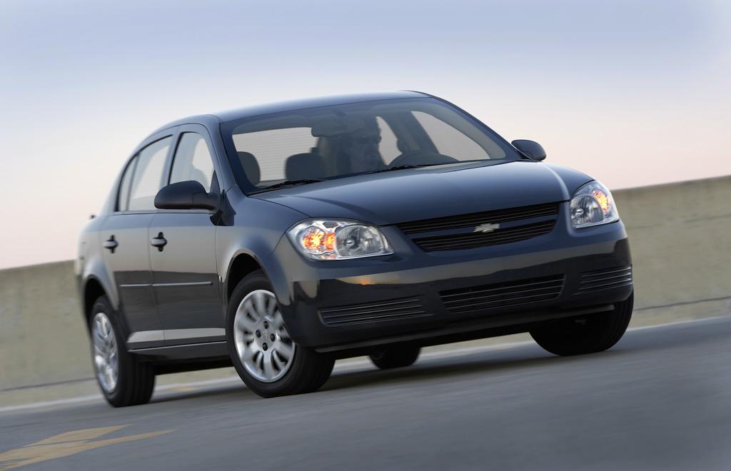 2010 Chevrolet Cobalt XFE Sedan