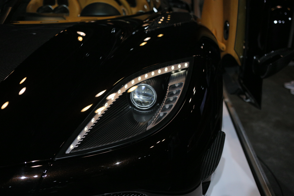 2014 Koeniggsegg Agera R
