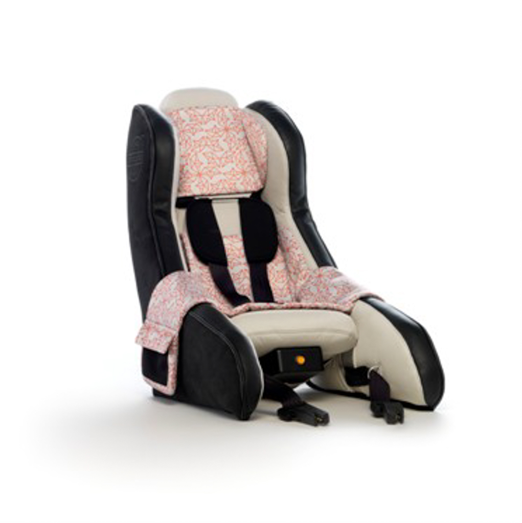 Volvo Inflatable Child Seat