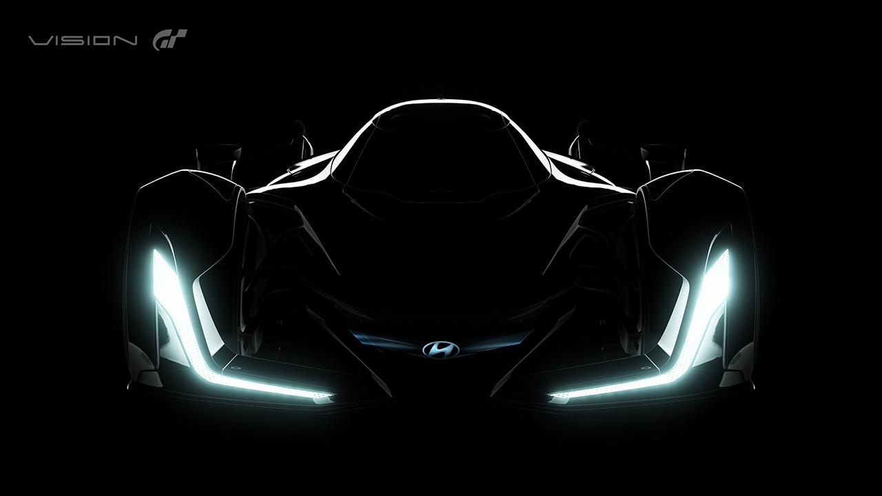 2015 Hyundai Vision N 2025 Vision Gran Turismo Concept