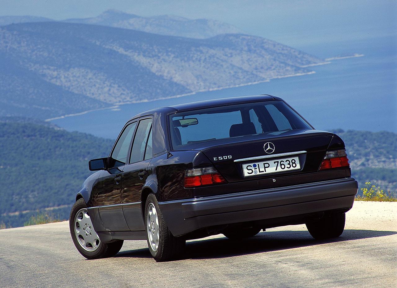 1995 Mercedes-Benz E500 - 500E (1)