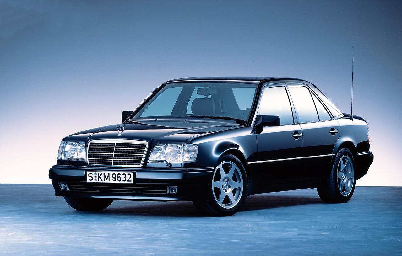 1995 Mercedes-Benz E500 - 500E (3)