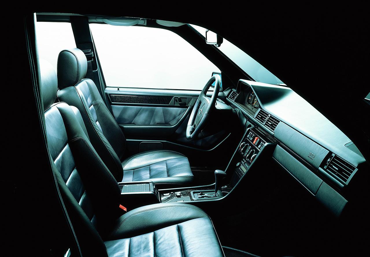 1995 Mercedes-Benz E500 - 500E (4)