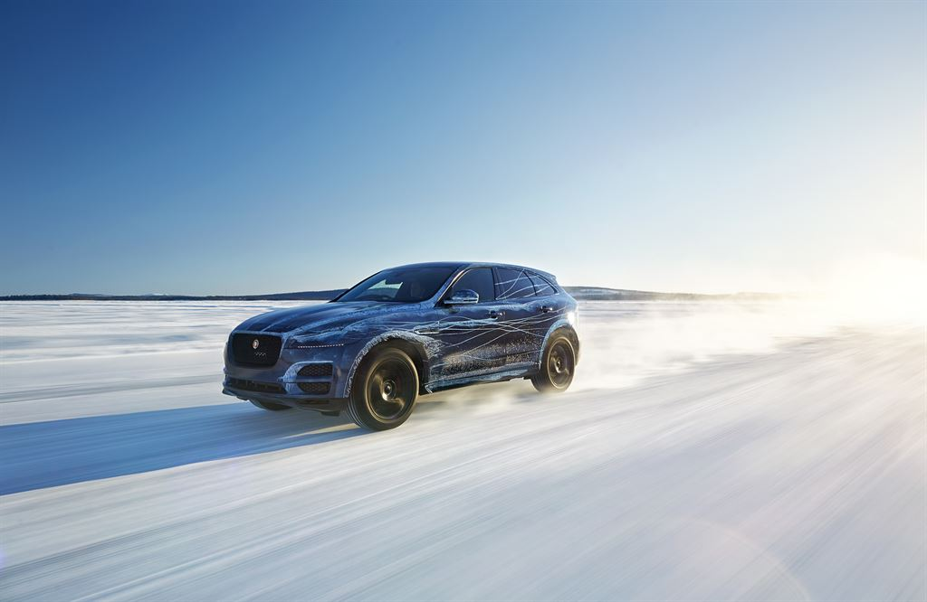 2016 Jaguar F-Pace Preview