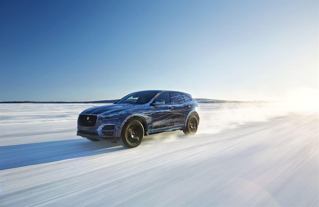 2016 Jaguar F-Pace Preview