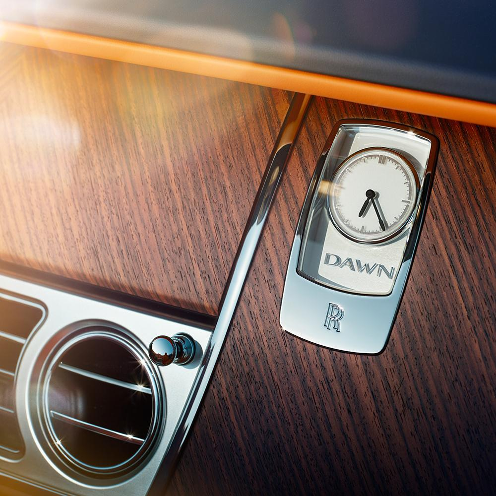 2016 Rolls-Royce Dawn Teasers