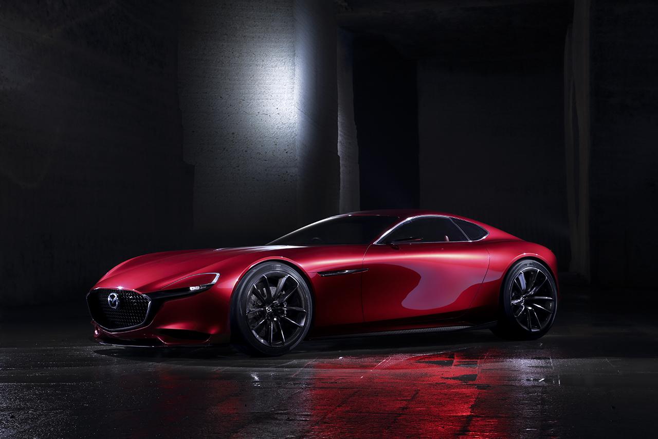 2015 Tokyo - Mazda RX-Vision Concept