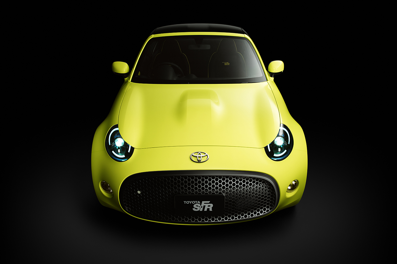 2015 Toyota S-FR Concept