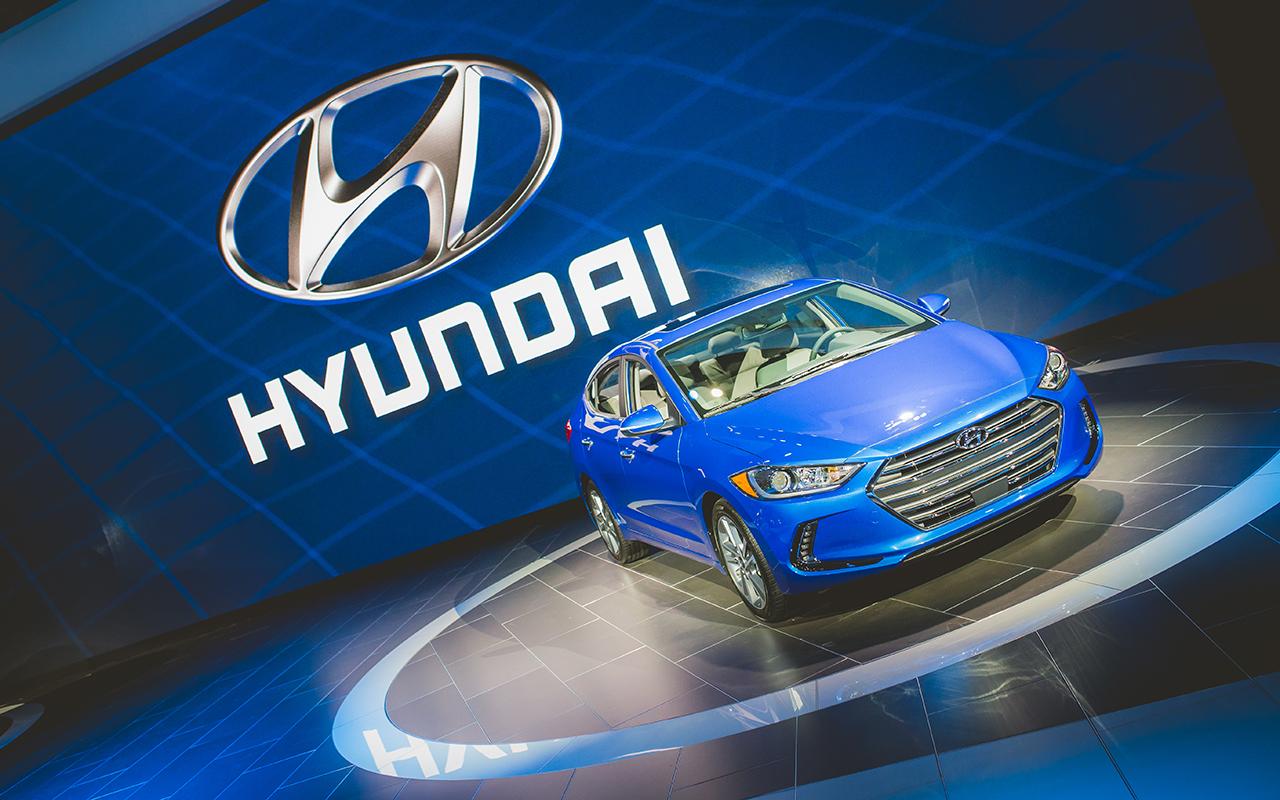 2015 LA - 2017 Hyundai Elantra