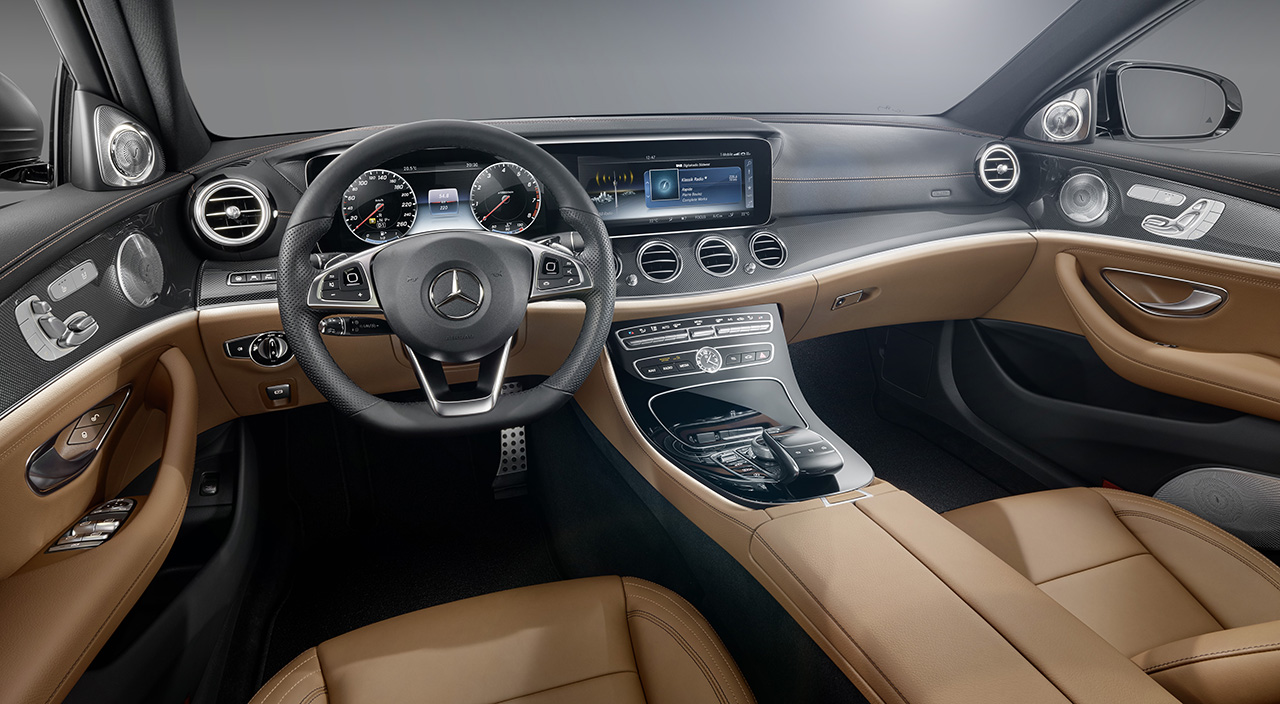 2017 Mercedes-Benz E-Class Interior