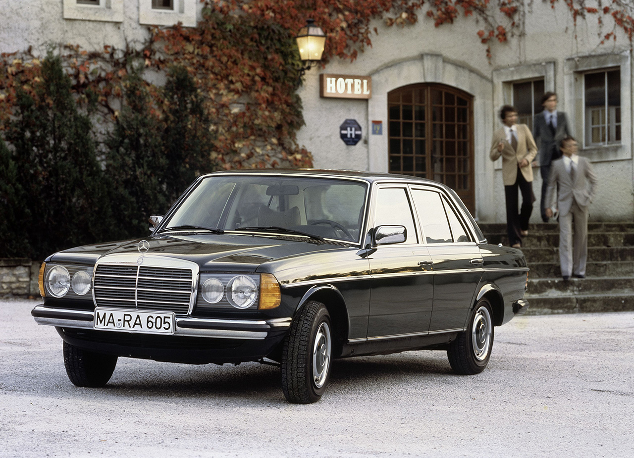 2016 - 40th Anniversary of Mercedes-Benz W123
