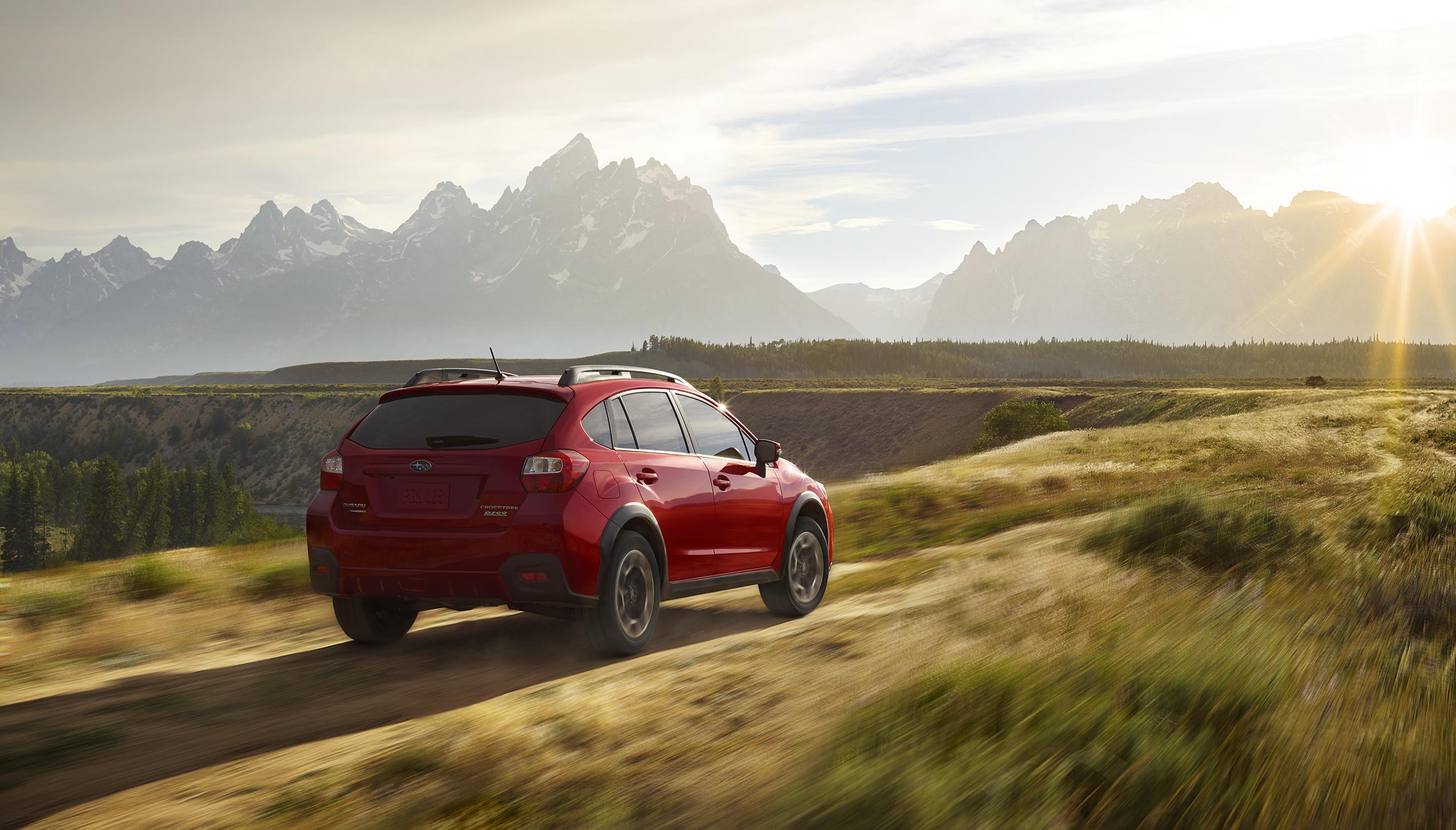 2016 Subaru Crosstrek Special Edition