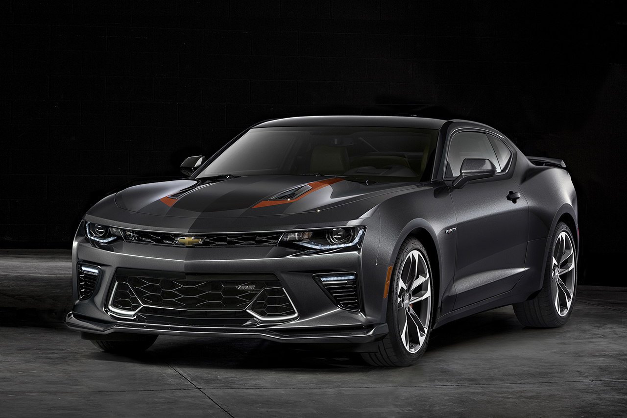 2017 Camaro 50th Anniversary Special Edition