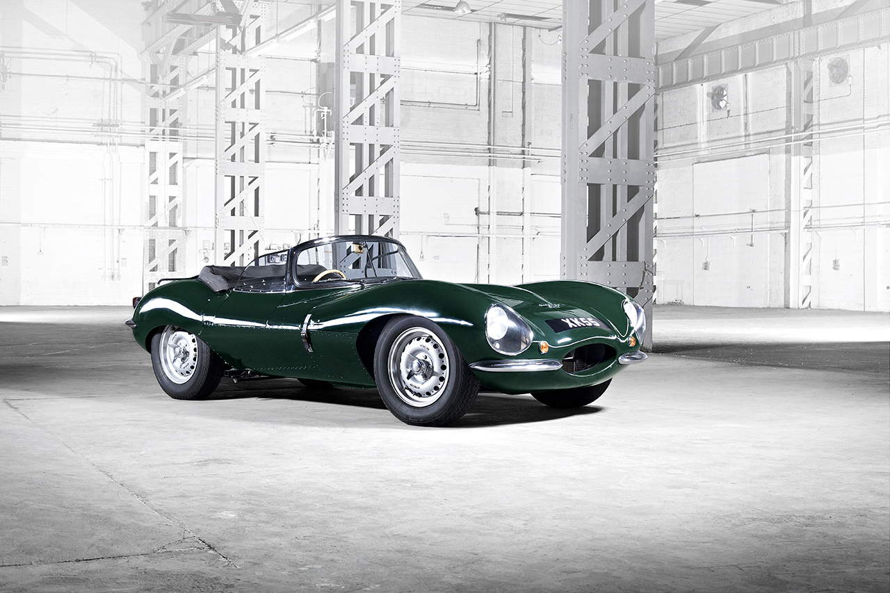 2016 - 1957 Jaguar XKSS Revival