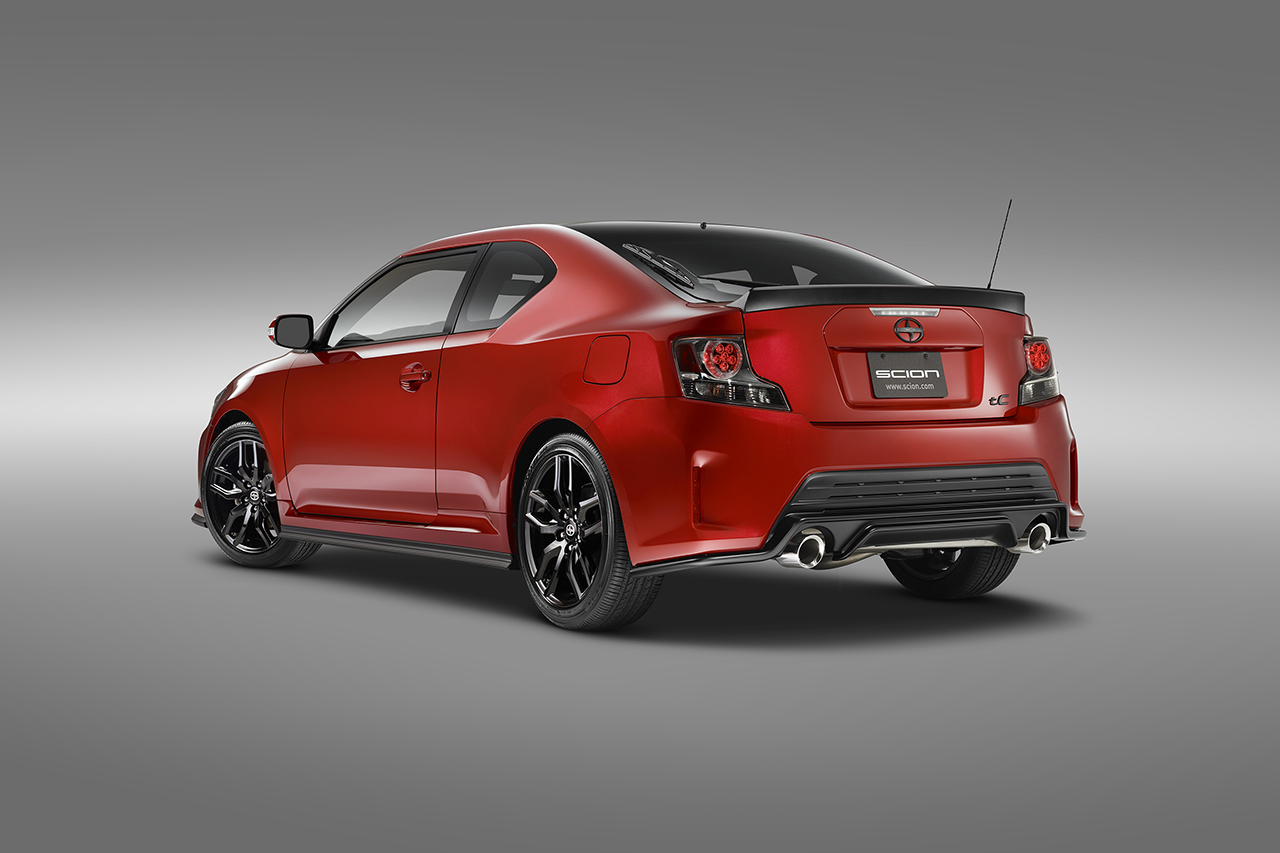 2016 Scion tC Release Series 10