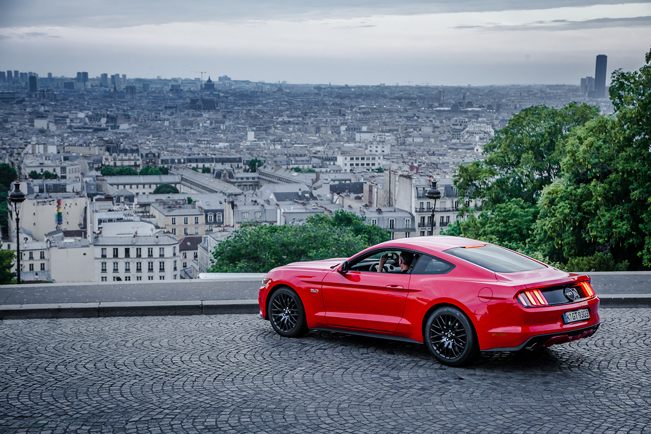 2016 Ford Mustang Euro Spec