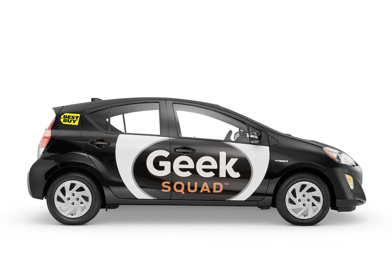 2016 Geek Squad - Toyota Prius c
