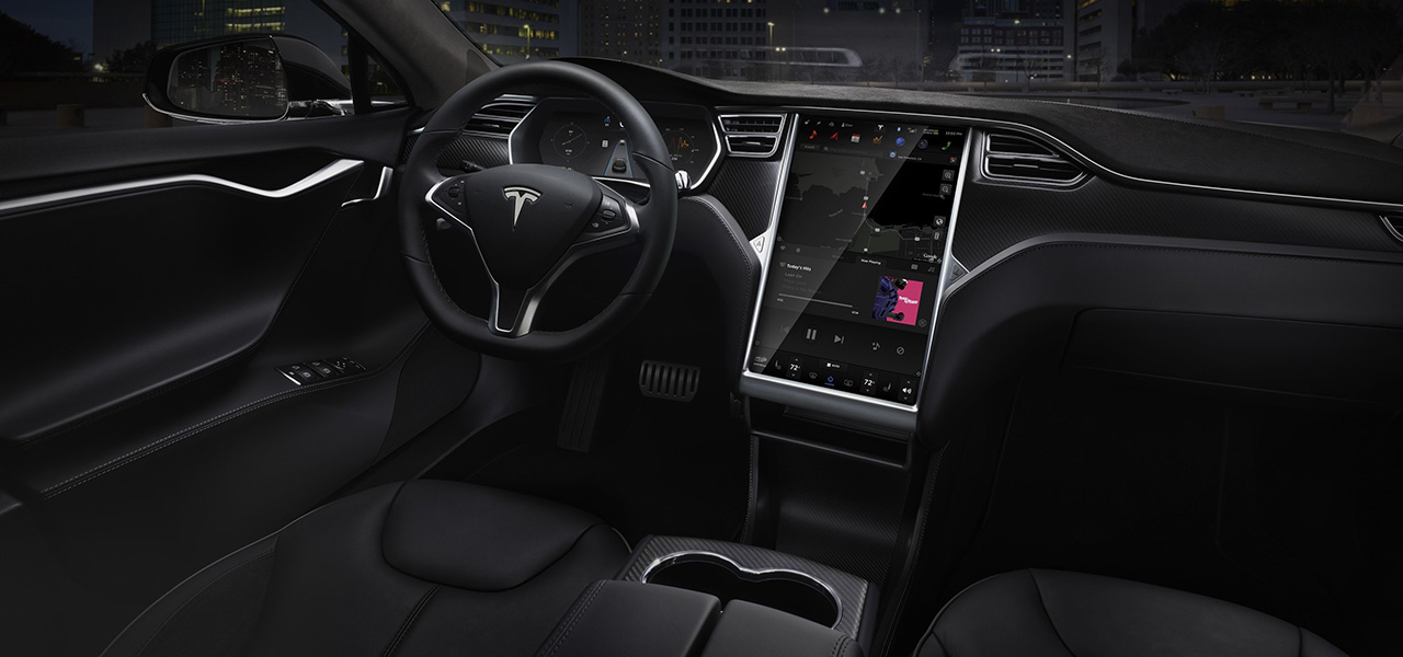 2016 Tesla Model S
