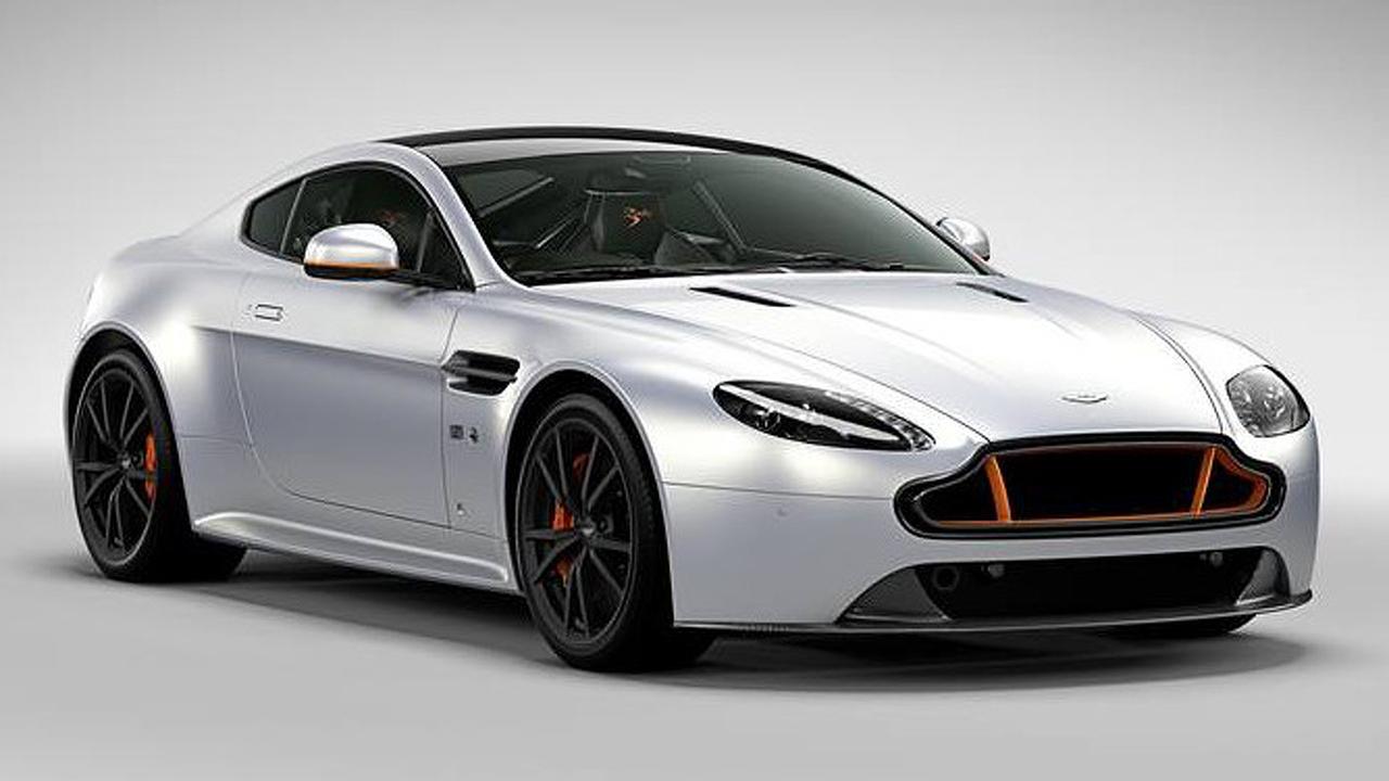 2017 Aston Martin V8 Vantage S Blades Edition