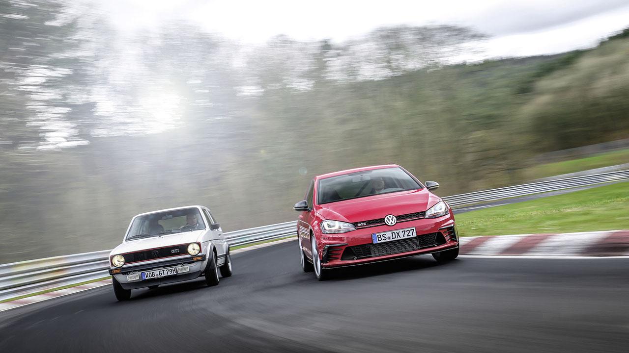 2017 Volkswagen Golf GTI Clubsport S