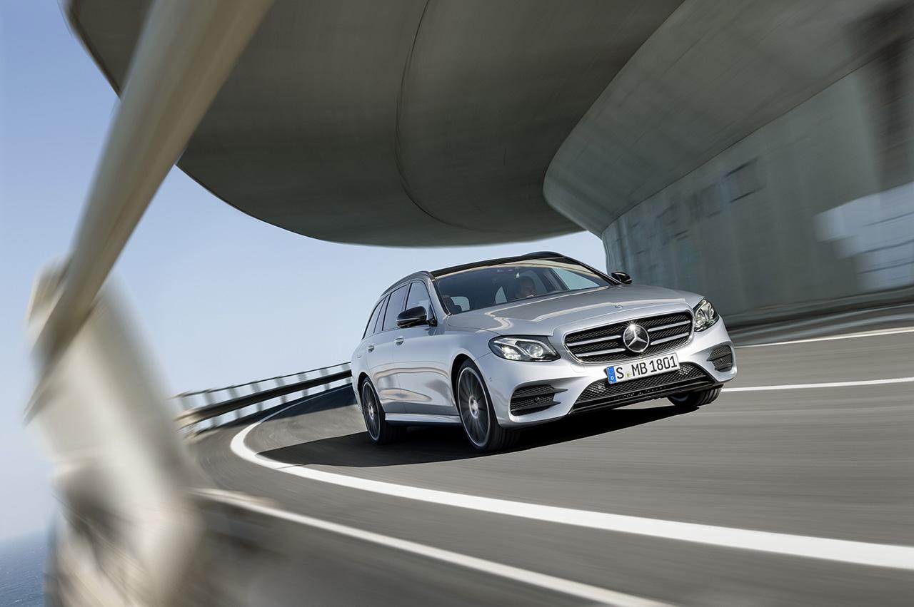 2017 Mercedes-Benz E-Class Wagon