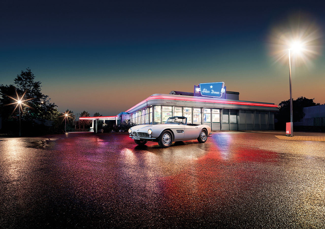 2016 - Elvis Presley's BMW 507 Restored