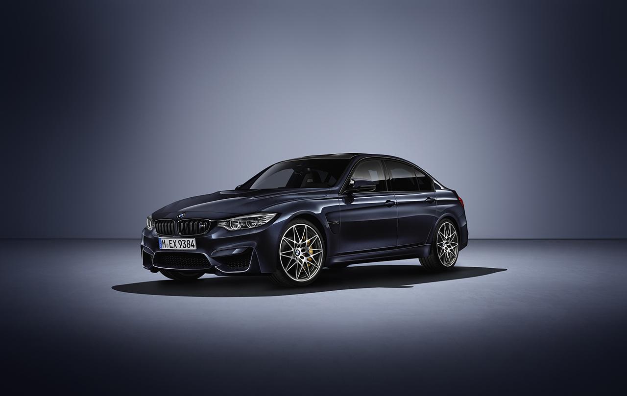2017 BMW '30 Jahre M3'