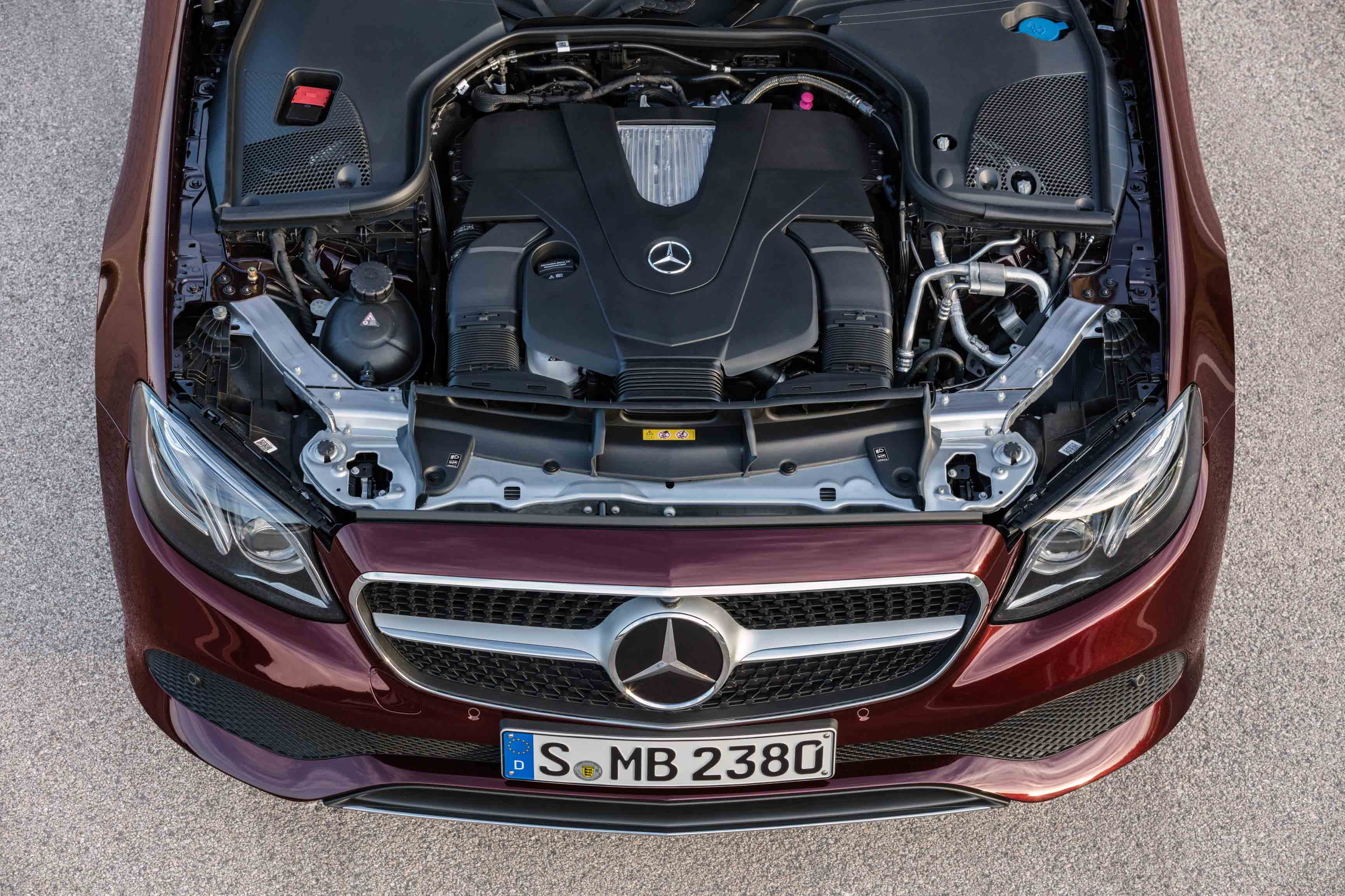2017 Mercedes E-Class Cabriolet