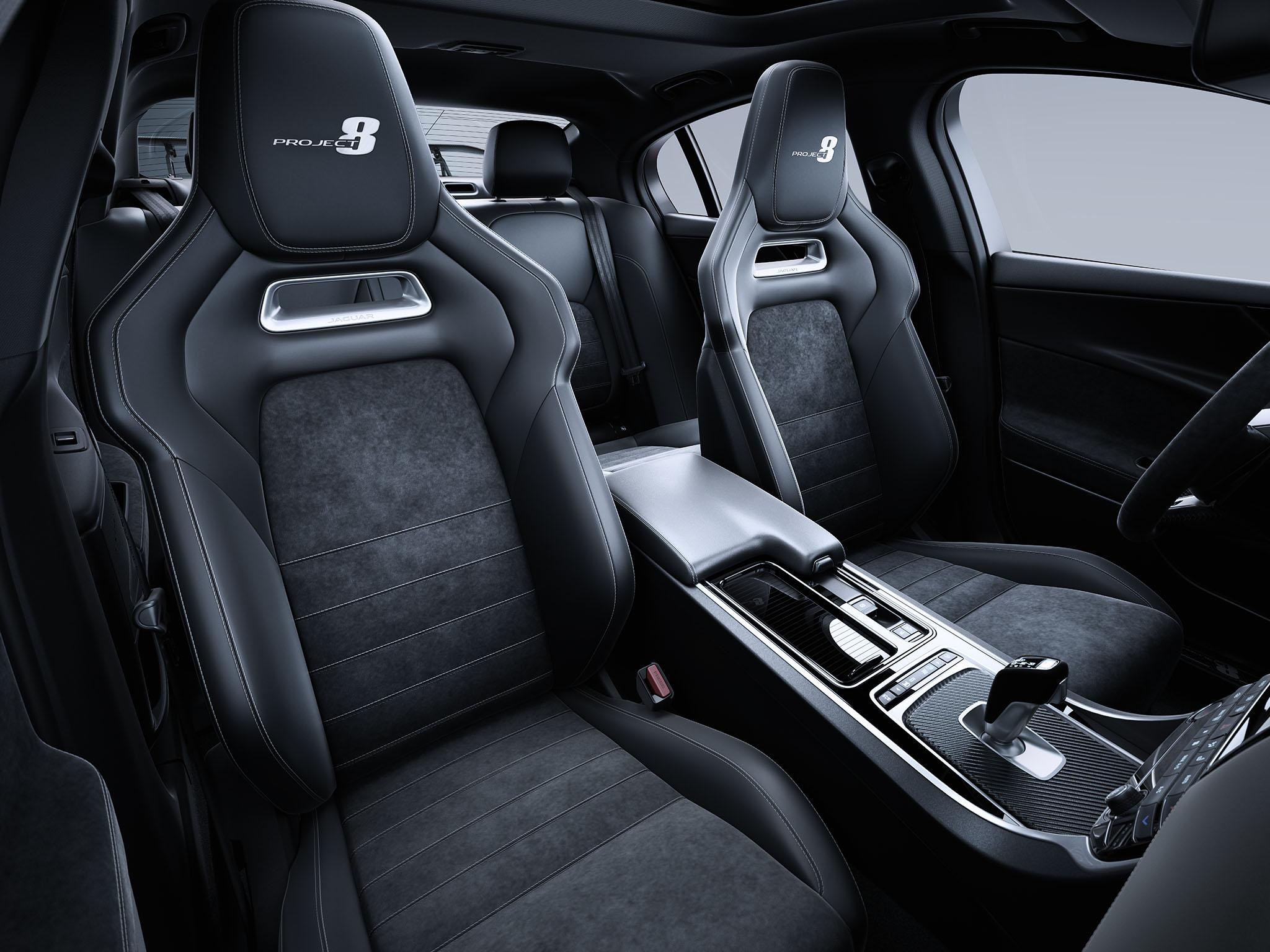 2018 Jaguar XE SV Project 8