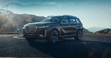 2017 IAA - BMW Concept X7 iPerformance
