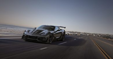 2017 Los Angeles: The 755-horsepower 2019 Chevrolet Corvette ZR1 zooms into LA